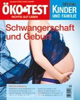 ÖKO-TEST Spezial Schwangerschaft und Geburt