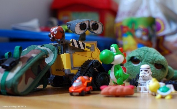 """Bild: © Morgan. """"Toys, Toys, Toys """" Bestimmte Rechte vorbehalten. Quelle: Flickr.com"""