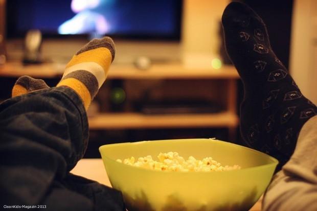 """Bild: © Ginny. """"movie night"""" Bestimmte Rechte vorbehalten. Quelle: Flickr.com"""