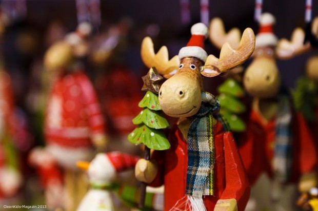 Glücklich und zufrieden durch die Weihnachtszeit!