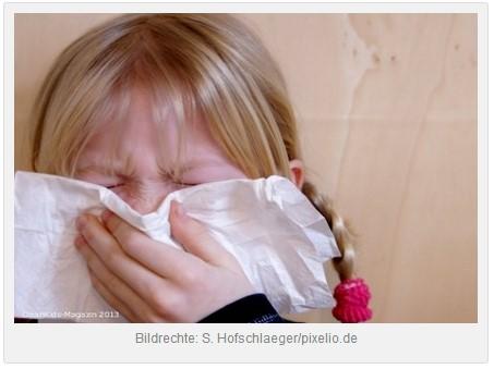 Erkältungsmythen