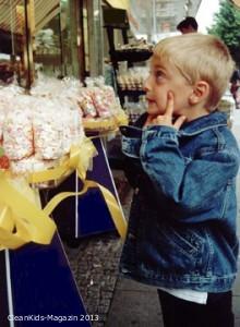 Quengelzone Supermarkt: Wege aus der Süßigkeitenfalle