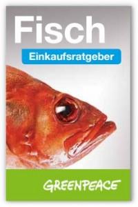 Neuer Greenpeace-Einkaufsratgeber für Speisefisch - Bild: www.greenpeace.de