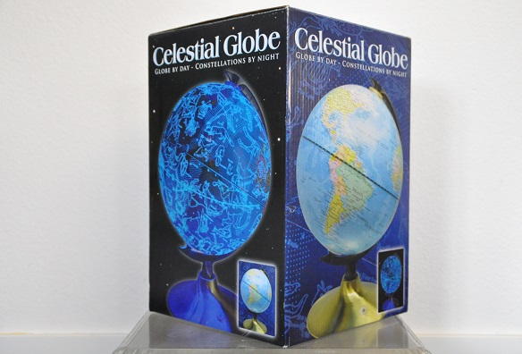 Manor ruft Leuchtglobus Celestial Globe der Marke Fascinations zurück