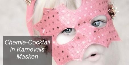 Stichprobe: WDR findet bedenklichen Chemie-Cocktail in Karnevals-Masken