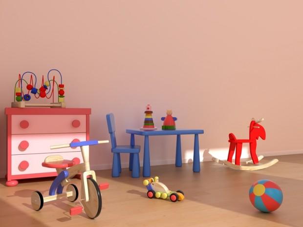 Spielzeug für Kinder - Bild: Fotolia © 3d world