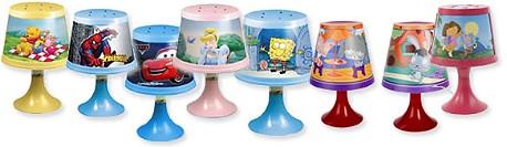 "Rückruf: Kinder Tischlampen der Marke ""Magic Light"""