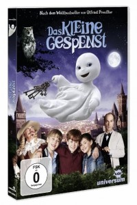 DAS KLEINE GESPENST - Ab 11. April als DVD, Blu-ray und als Video on Demand erhältlich - Bild: Universum Film