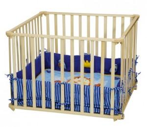 Der Laufstall wird zum Sicherheitsrisiko: Beim Roba Laufgitter inkl. Pop up Box 0246 E34 können die Gitterstäbe schnell brechen und sich die Kinder übel verletzen - Bild: ÖKO-TEST
