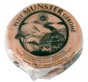 "Rückruf: Listerien in französichem ""Munster Gerome"" Käse"