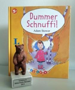 """Langenscheidts Bilderbuch """"Dummer Schnuffi"""" ausgezeichnet"""