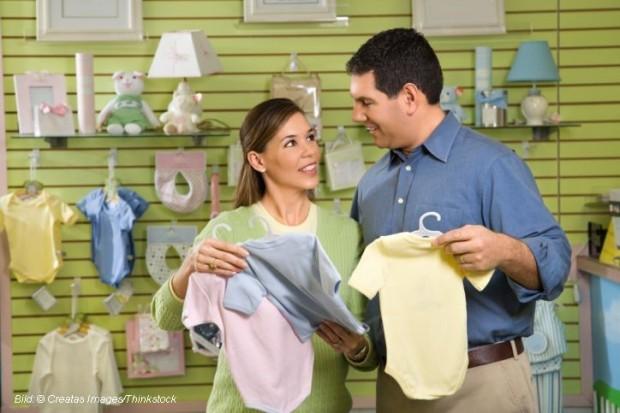 Familienzuwachs Die Grundausstattung fürs Baby - Bild: © Creatas Images/Thinkstock