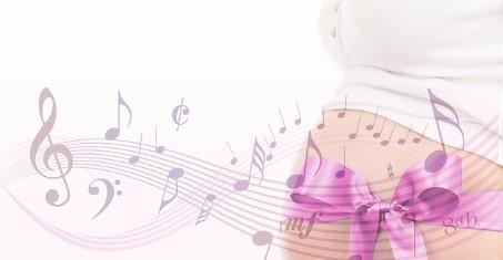 Empfänglich für Musik -Schwangere Frauen reagieren auf Musik mit verändertem Blutdruck