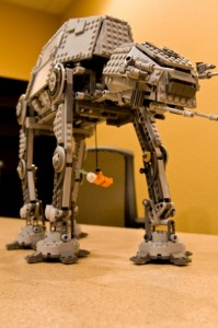 "LEGO® Star Wars Set ""75054 AT-AT"" im Test"
