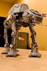"LEGO® Star Wars Set ""75054 AT-AT"" im Test"