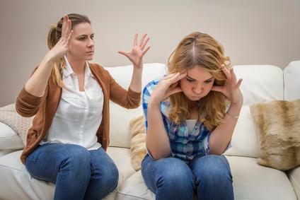 In der Pubertät wünschen Jugendliche sich vor allem eins: Privatsphäre- Bild: © doble.d - Fotolia.com