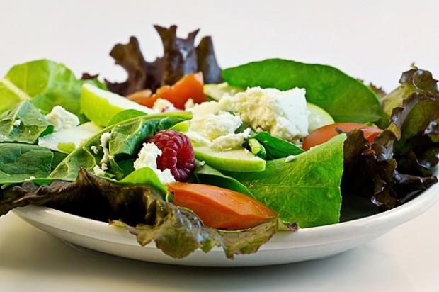 Ganz schön bunt: Gesunde Salate