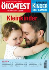 Der neue ÖKO-TEST Ratgeber – Kleinkinder ist da