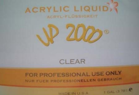 Gesundheitsgefahr: Rückruf des kosmetischen Mittels UP 2000 Clear zur Nagelmodellage