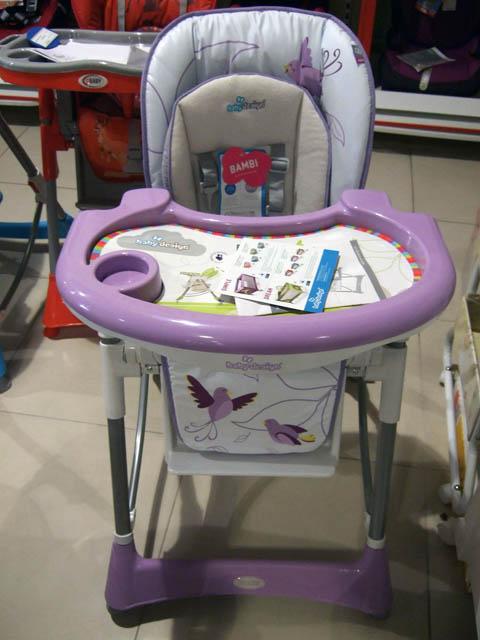 beh rde warnt vor kinder hochstuhl der marke baby design cleankids magazin. Black Bedroom Furniture Sets. Home Design Ideas