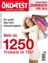 ÖKO-TEST Jahrbuch für 2015
