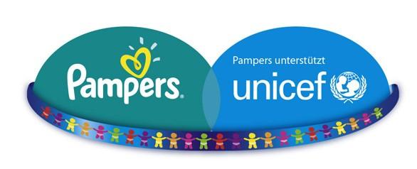 """Pampers unterstützt UNICEF mit der Aktion """"1 Packung = 1 lebensrettende Impfdosis*"""" im Kampf gegen Tetanus bei Neugeborenen"""