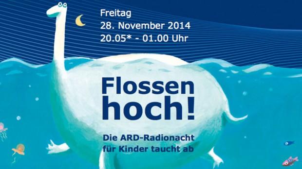 """ARD-Radionacht für Kinder 2014: """"Flossen hoch"""" - Bild: © WDR"""