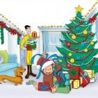 Coco der neugierige Affe feiert Weihnachten - Bild: Universal Pictures Germany