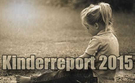 Kinderreport 2015 des Deutschen Kinderhilfswerkes