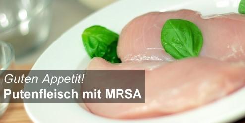 Putenfleisch aus Discountern mit Krankheitskeimen belastet