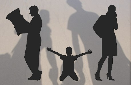 Bei Trennung Kinder nicht in Loyalitätskonflikte bringen