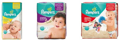 Pampers Premium Protection™ Windeln