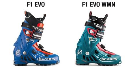 SCARPA® ruft die Ski Stiefel Modelle F1 und F1 Evo Evo WMN zurück