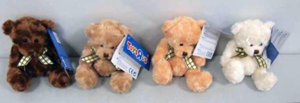 "Rückruf: Erstickungsgefahr - Teddybär ""Animal Alley"" von Toys'R'Us"
