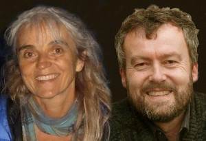 Die Autoren Gabriele Dalferth und Wolfgang Bausch - Foto:  Wolfgang Bausch/ Michael Dalferth