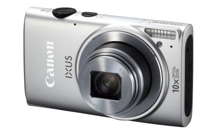 IXUS 255 HS - Mögliche Akku Kontaktfehler - Bild: Canon Deutschland GmbH