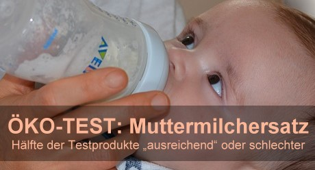 milchpulver test pre