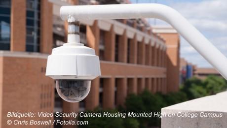 Videokameras in Schulen – Für und Wider Überwachung auf dem Pausenhof