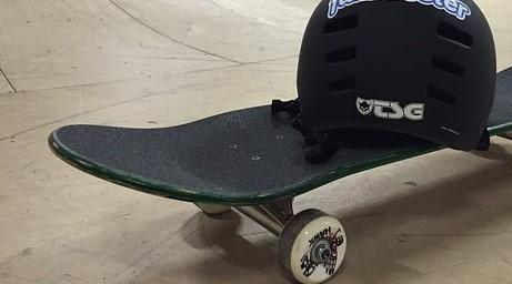 Sicher Skateboarden