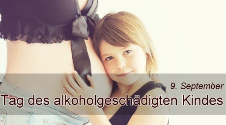 Tag des alkoholgeschädigten Kindes