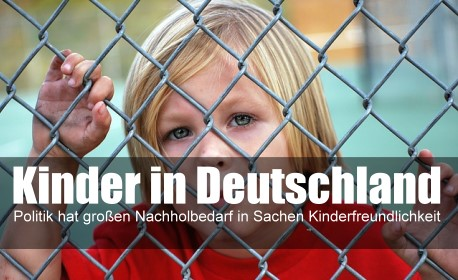 Kinder in Deutschland