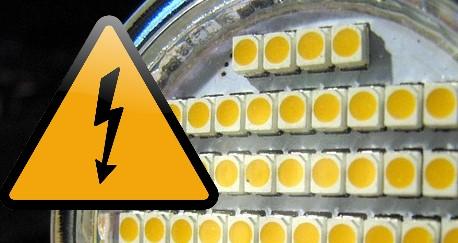 Verbraucherwarnung: Lebensgefährliche China-LED auf dem deutschen Markt