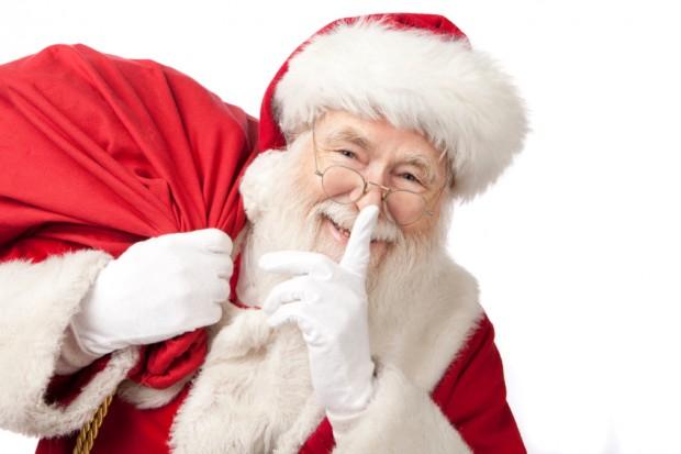 Weihnachtsmann auf Abruf - Bild: © istock.com/inhauscreative