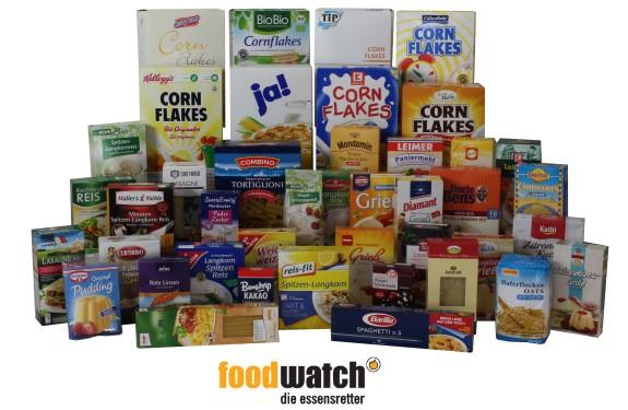 Mineralöle in Lebensmitteln - Viele Altpapierverpackungen sind Gesundheitsrisiko für Verbraucher