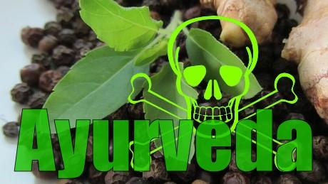 Nach Ayurveda-Kur vergiftet