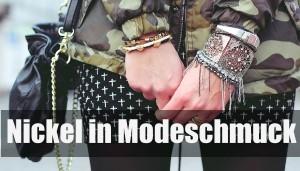 Verbraucherschutz: Hohe Gehalte von Nickel in Modeschmuck und Chrom VI in Lederwaren
