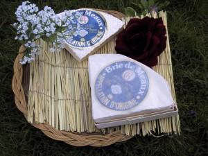Brie de Meaux - Erscheinungsbild kann abweichen