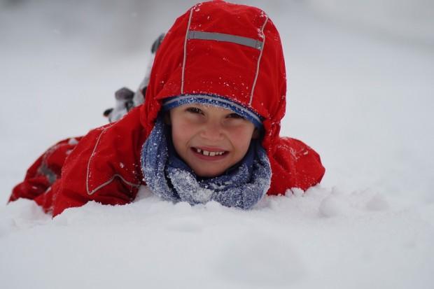 Kälteschäden bei Kindern auch über dem Gefrierpunkt möglich