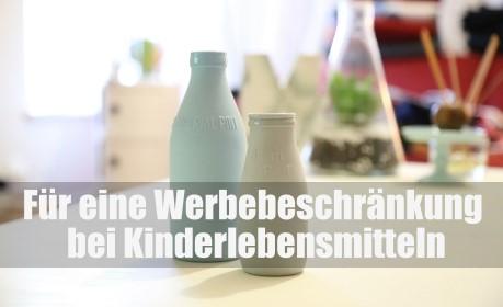 Emnid-Umfrage: Drei Viertel der Bürger für Werbebeschränkung bei Kinderlebensmitteln