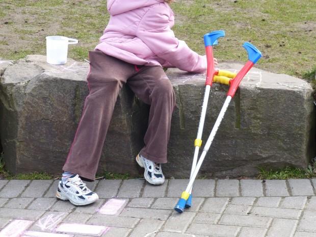 Kindergesundheit: Hüftschnupfen - Ruhe und Schonung sind angesagt